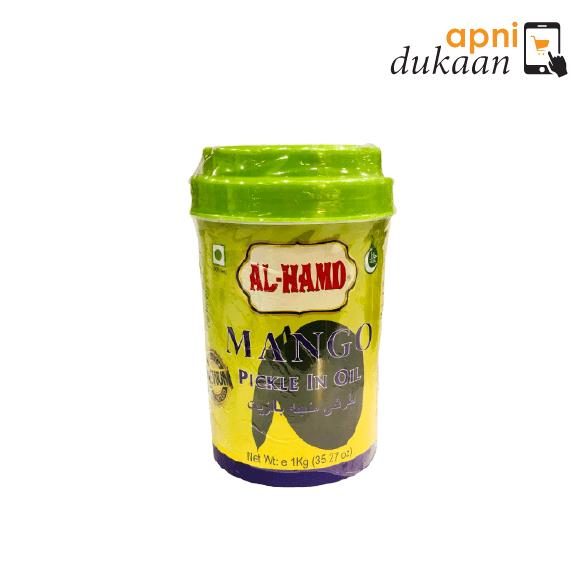 Al Hamd Mango Pickle 1 kg