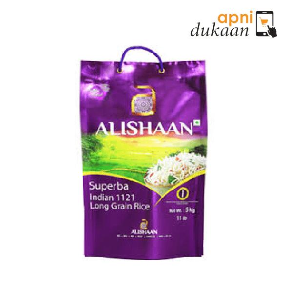 Alishaan Superba Basmati Rice 5kg