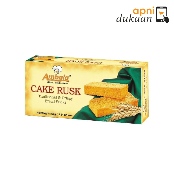 Ambala Cake Rusk 350gm