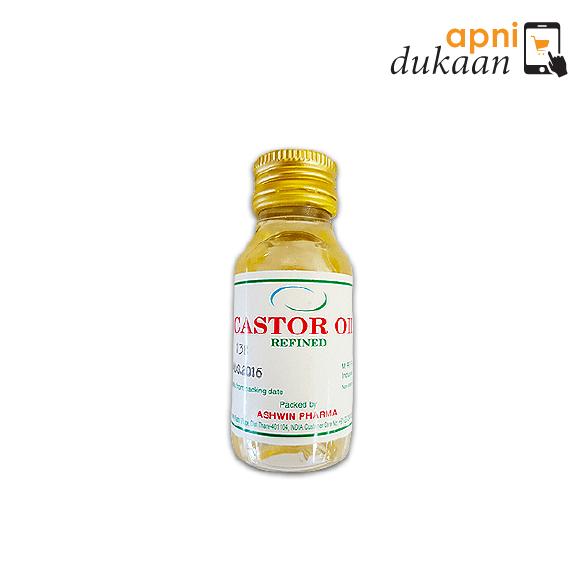 Ashwin Pharma Caster Oil 50ml