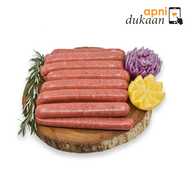 Beef Sausages – Herbs & Garlic 1kg
