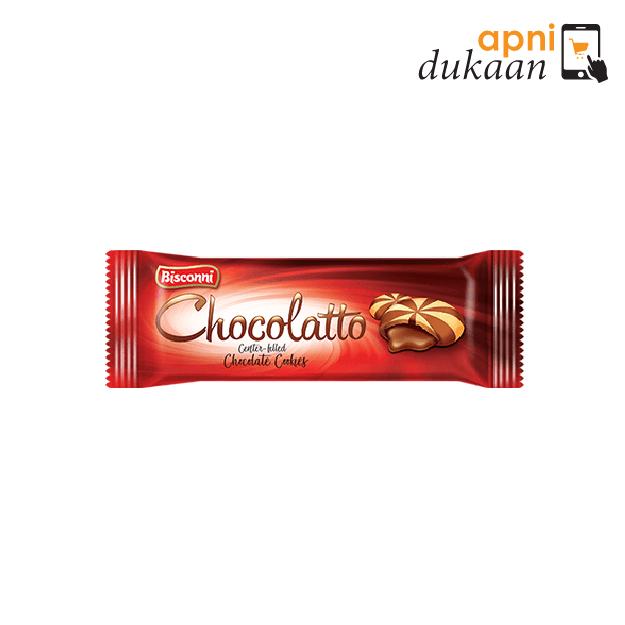 Bisconni Chocolatto Biscuit (96g)