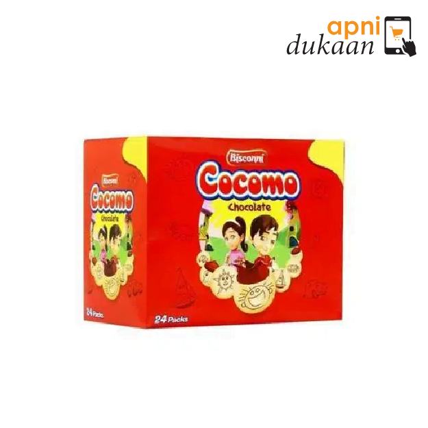 Bisconni Cocomo Biscuits (23g x 24)