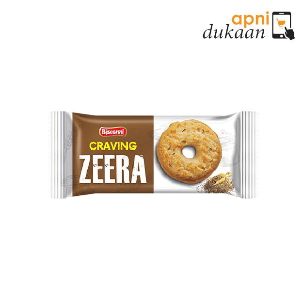 Bisconni Craving Zeera Cookies (96g)