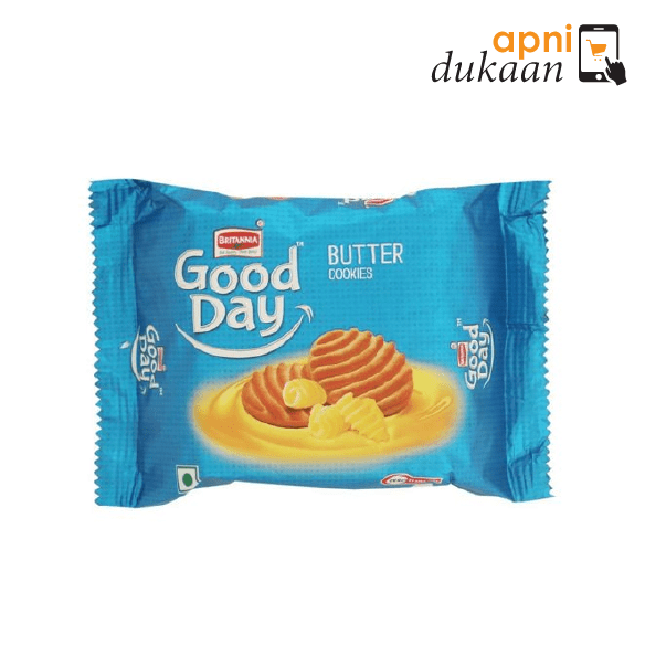 Britannia Gooid Day Butter Cookies Value Pack