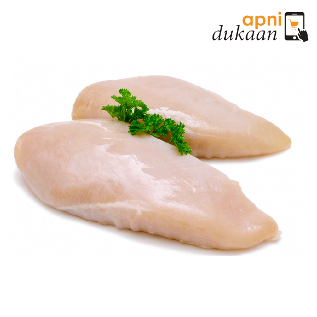 Hand Slaughtered Chicken Breast Fillet 1 kg