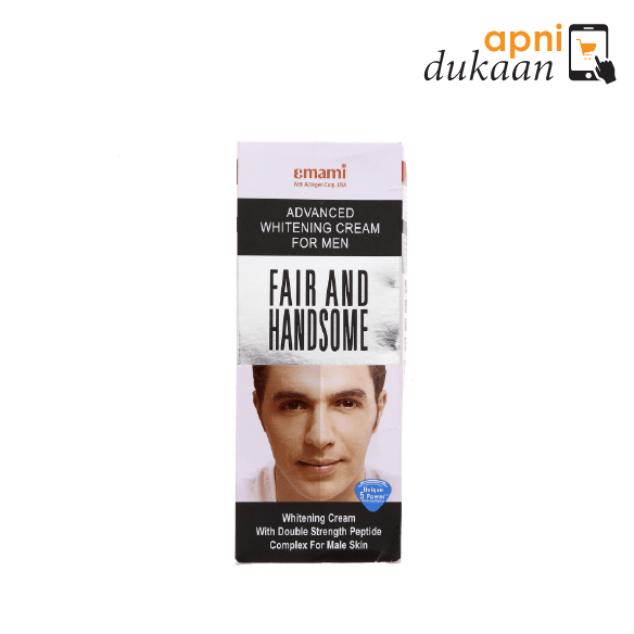 Emami Fair And Handsome Whitning Cream