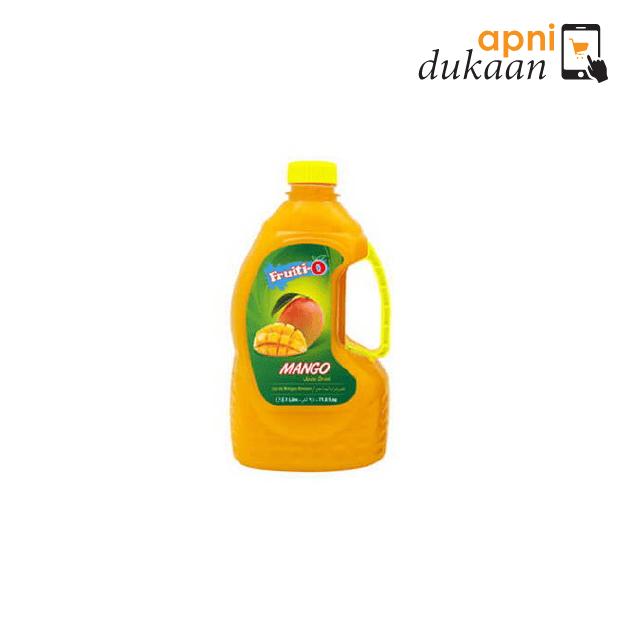 FRUITI-O Mango 2.1 litre