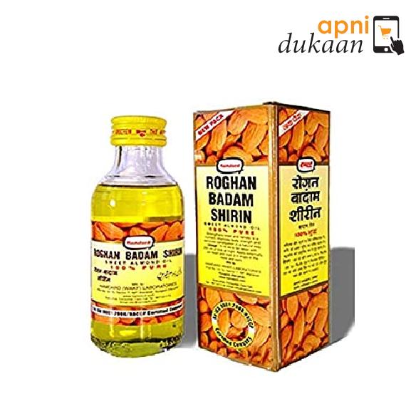 Hamdard Roghan Badam Shirin Almond Oil 100 ml