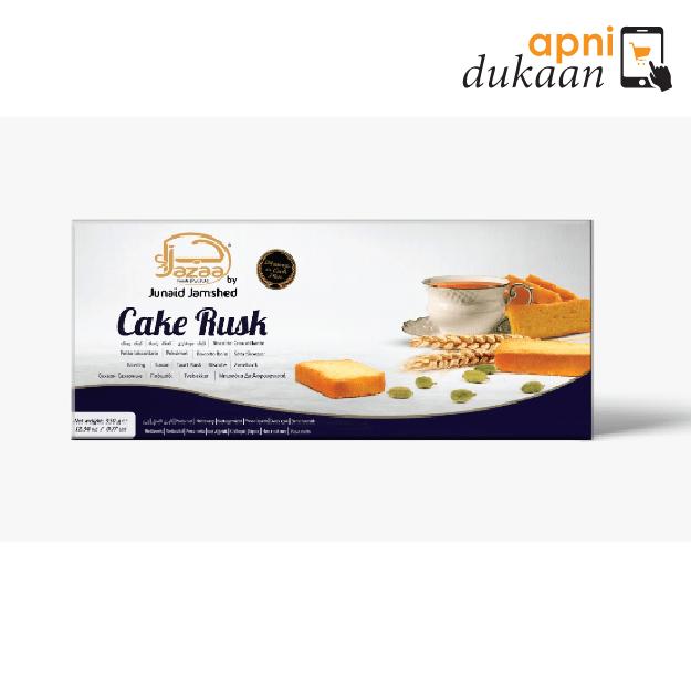 Jazaa Cake Rusk 350
