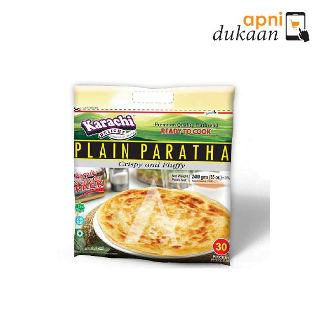 Karachi Delight Plain Paratha 30Pc