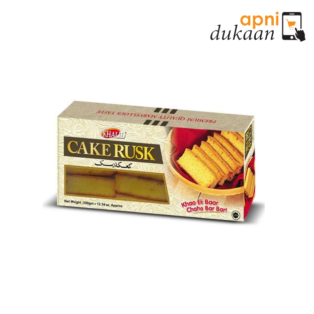Khalid Cake Rusk 700Gm