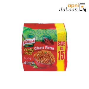 Knorr Chatt patta noodle 70 gm x 4 Family pack