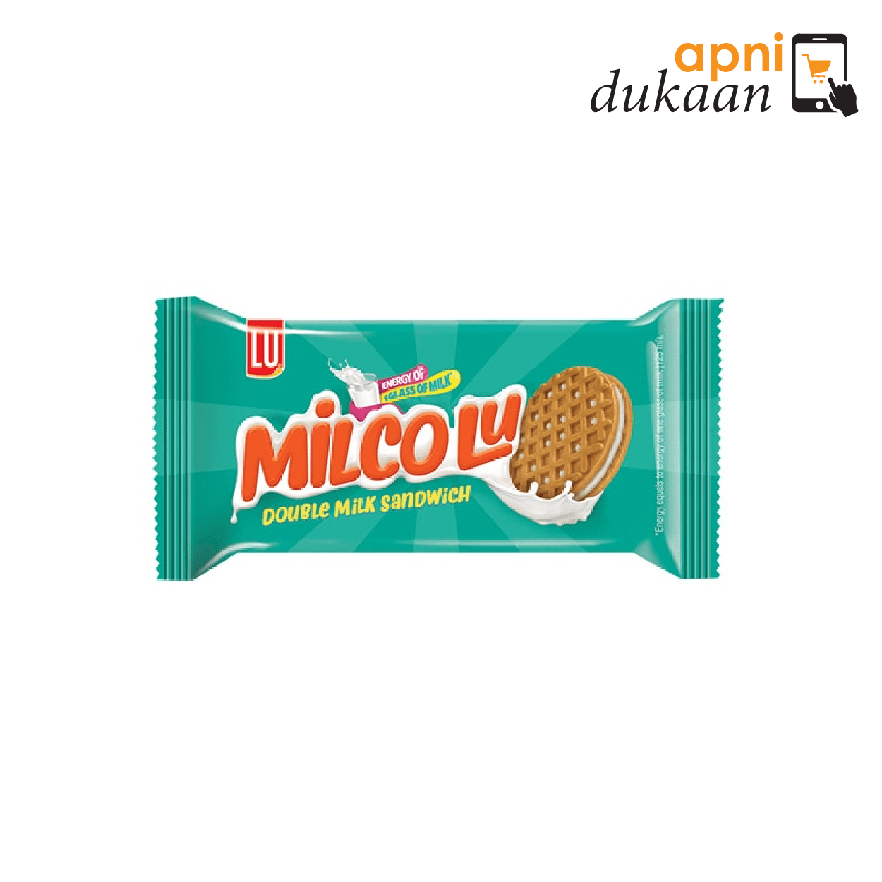 LU Milco Small Biscuits