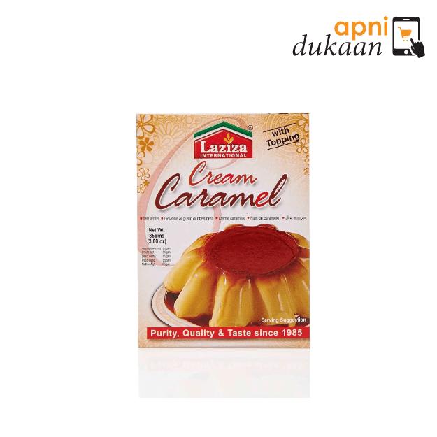 Laziza Cream Caramel 85g