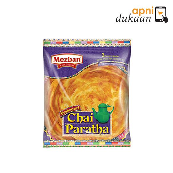 Mezban Chai Paratha 3pcs