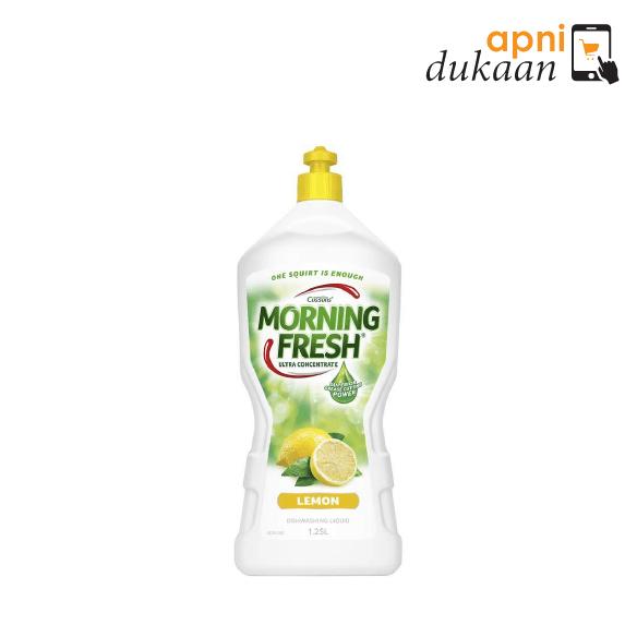 Morning Fresh Lemon Dishwashing Liquid 1.25 lt