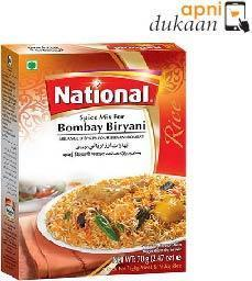 National Bombay Biryani – Twin Pack