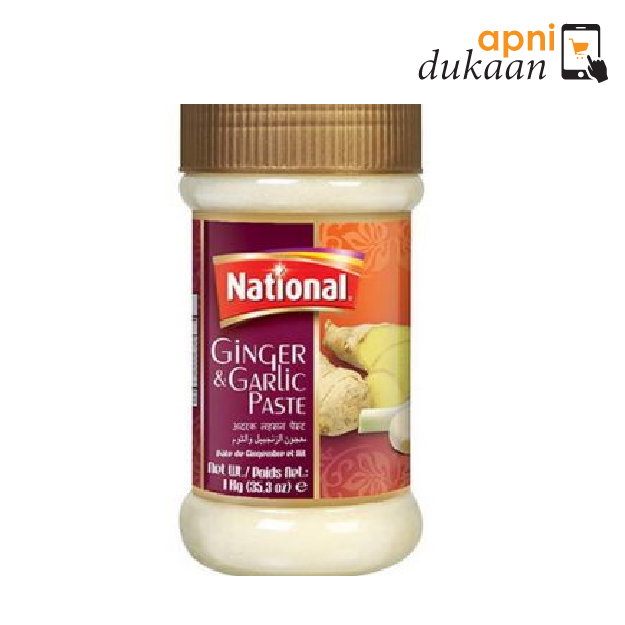National Ginger Garlic Paste 750G