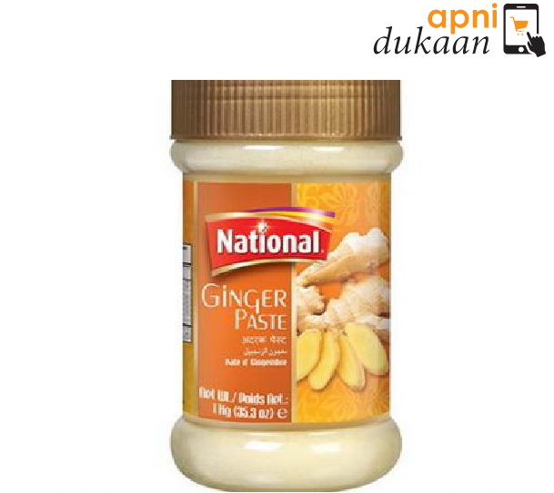 National Ginger Paste 750G
