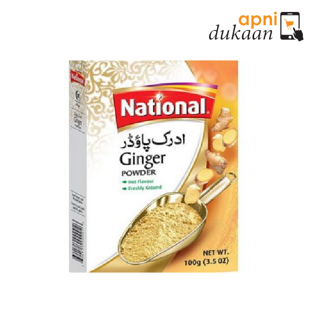 National Ginger Powder 100G