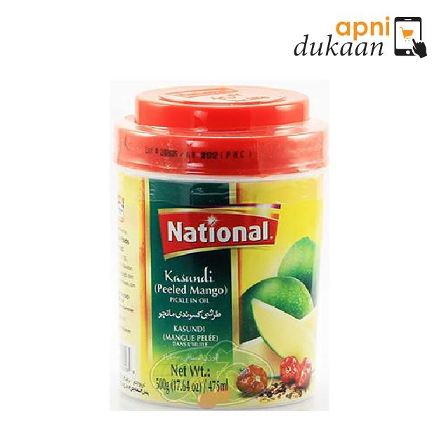 National Kasondi Pickle 1Kg
