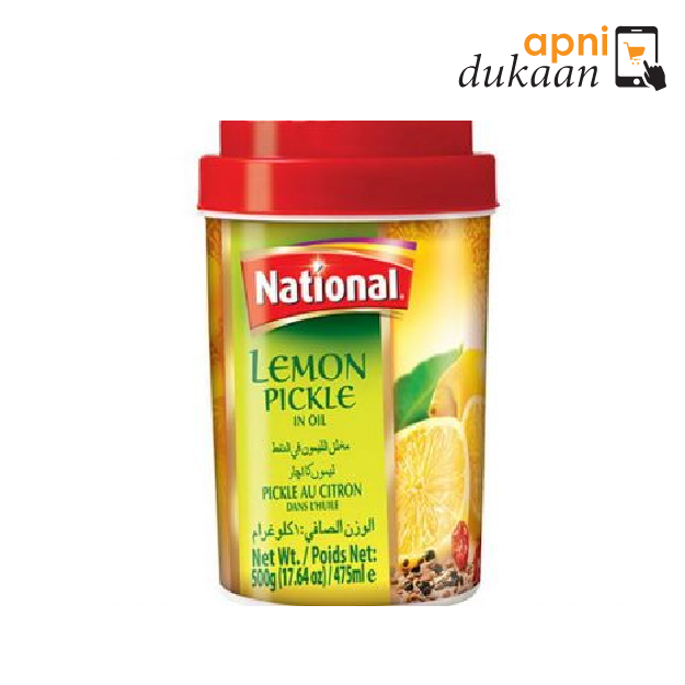 National Lemon Pickle 1Kg
