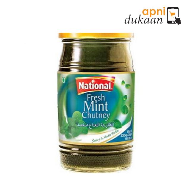 National Mint Chutney 335g