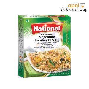 National Veg Bombay Biryani – Twin Pack