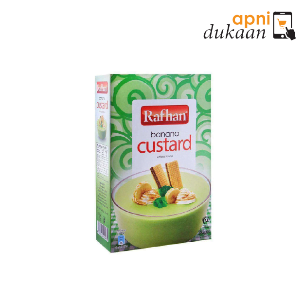 Rafhan Custard Powder – Banana 285g
