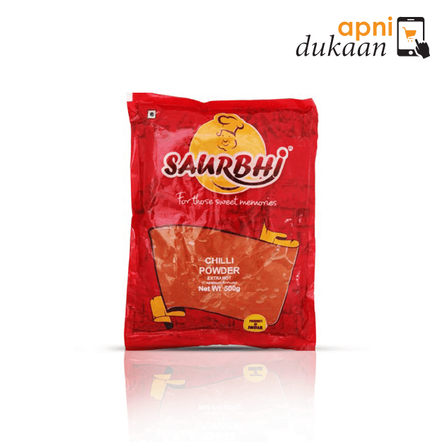 Saurbhi Chilli Powder Kashmiri 200G