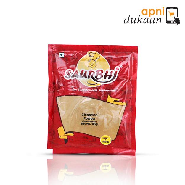 Saurbhi Cinnamin Powder 100G