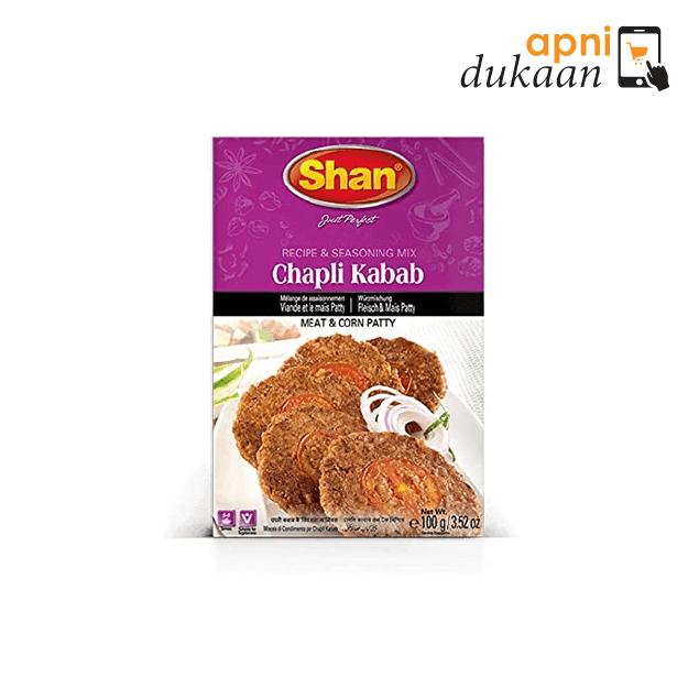 Shan Chapli Kabab 100g