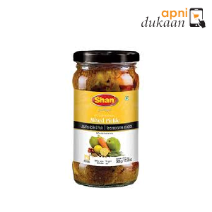 Shan Mix Pickle 300gm