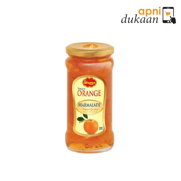 Shezan Orange Marmalade 440g