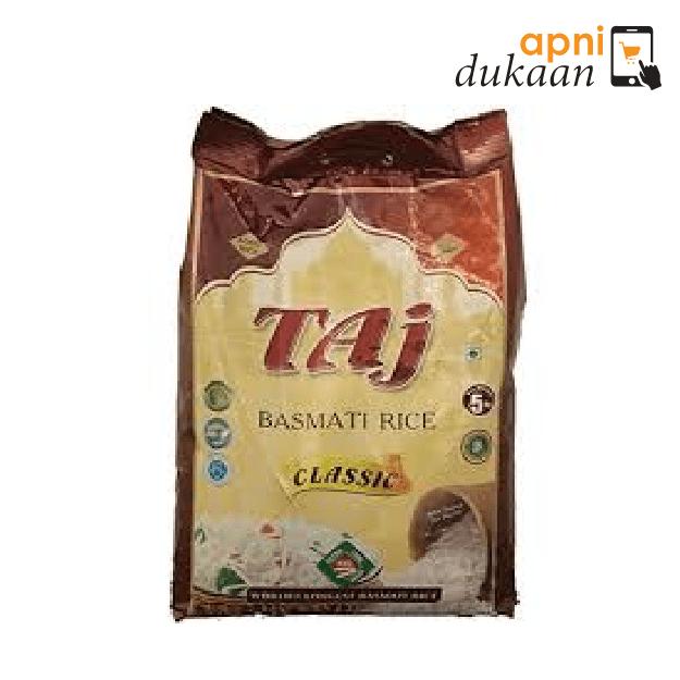 Taj Classic Basmati Rice 5Kg