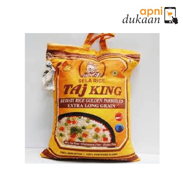 Taj King Sella Rice 5Kg
