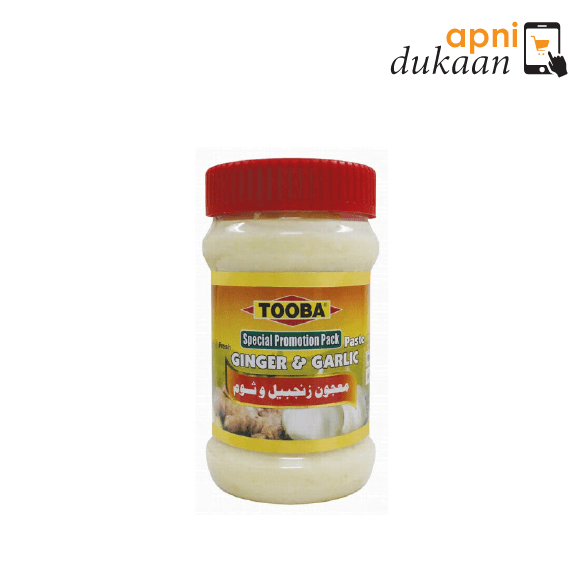 Tooba Ginger Garlic Paste 750gm