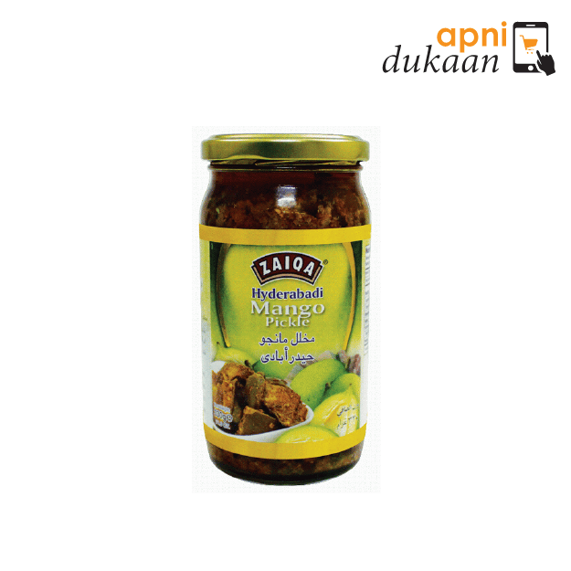 Zaiqa Mango Pickle 330G
