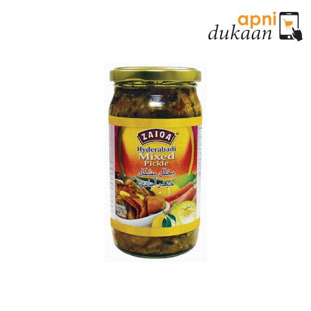 Zaiqa Mixed Pickle 330G