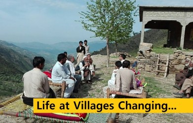 The Hidden Mystery - How Village life is changing with Technology 1