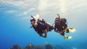 Formation Scuba Diver