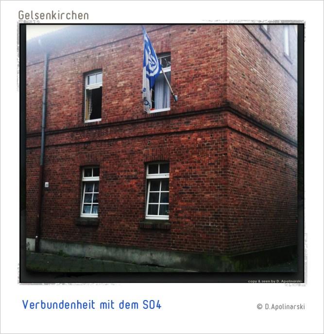 Verbundenheit mit dem FC Schalke04