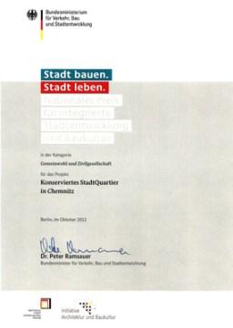 Chemnitz, Zietenstrasse by planart4