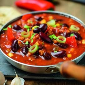 Rezepte: Veggie Chilli