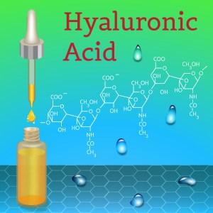 hyaluronsäure-strukturformel