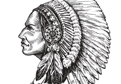 Das großen Indianer-Horoskop im September
