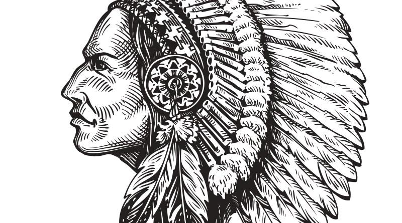 Indianerkopf-Horoskop