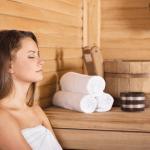 Ab in die  Sauna – Entspannung pur!