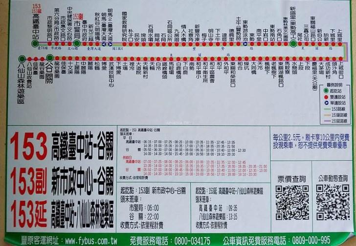 1095322 - 免轉車,台中市公車往八仙山森林園區只要10元,八月底前六日谷關到八仙山免費接駁車